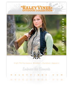 Haley Vines Outdoor Collection  Catalog COver image download PDF
