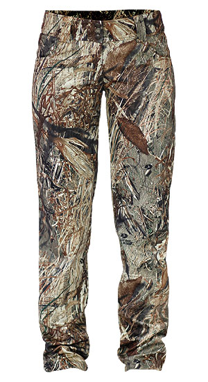 Megan Fit Pant Mossy Oak Duck Blind front