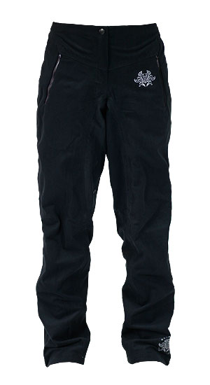 All Terrain Rain Pant BLACK front